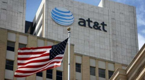 Sede de AT&T en EEUU