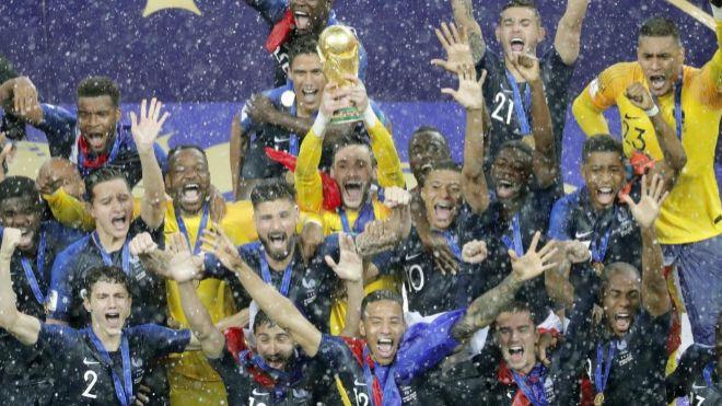 Mundial: El primer gol en contra en una final