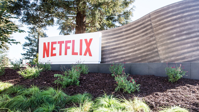 Sede de Netflix.