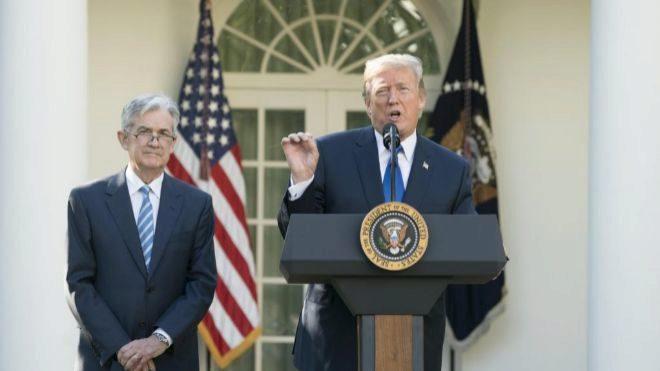 Reserva Federal mantendrá alza gradual de tasas: Powell