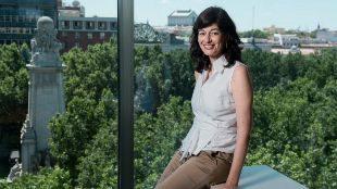 Ana Puche, directora general de Operaciones y Tecnología de...
