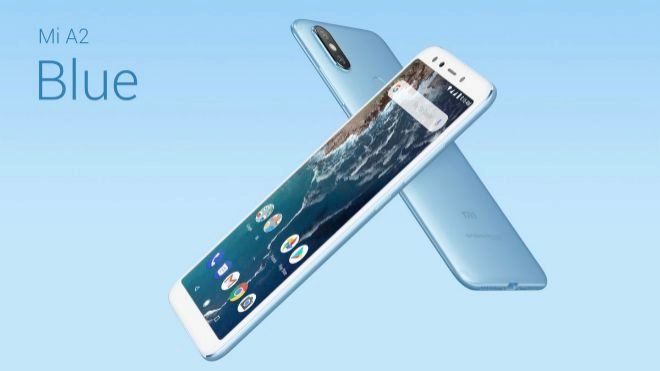 Presentados los Xiaomi Mi A2 y Mi A2 Lite