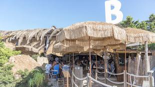 Beso Beach en Formentera.