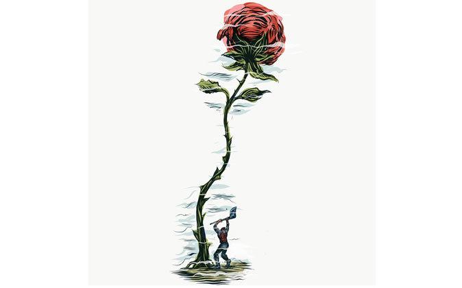 Ilustración: Raúl Arias