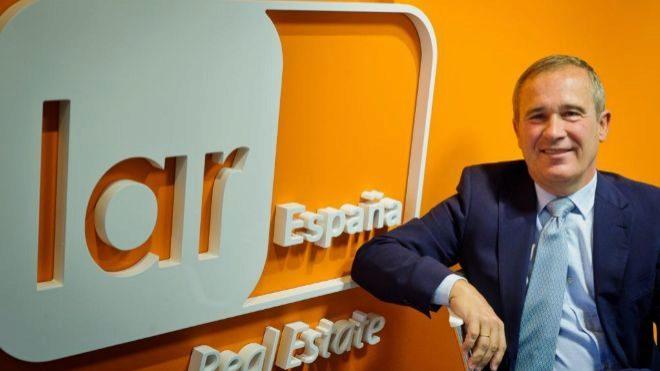 Lar España redujo un 32% su beneficio, pero elevó un 6% sus ingresos semestrales