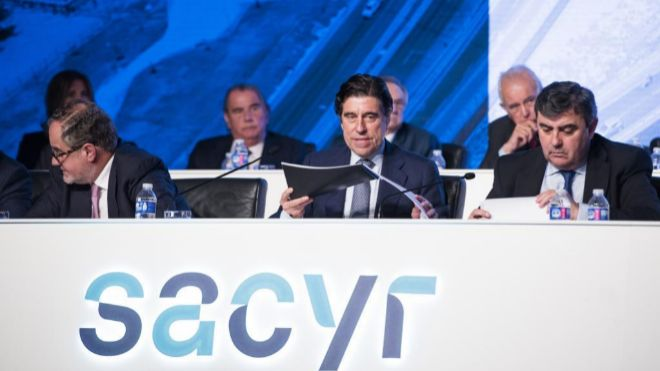 Sacyr gana un 19,8% más y anuncia su vuelta a una política regular de dividendos
