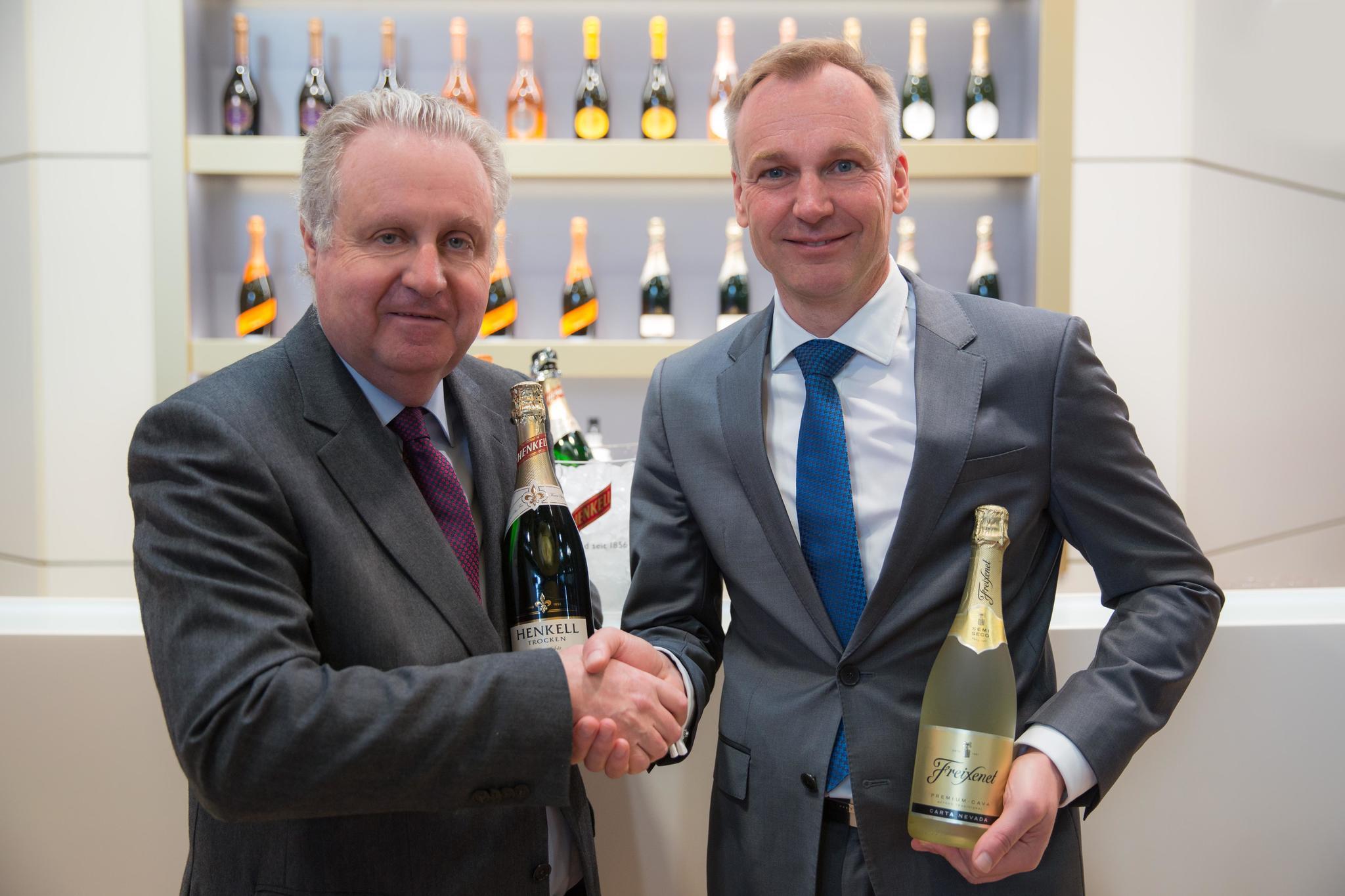 La familia Ferrer y Henkell controlarán al 50% el capital del grupo Freixenet