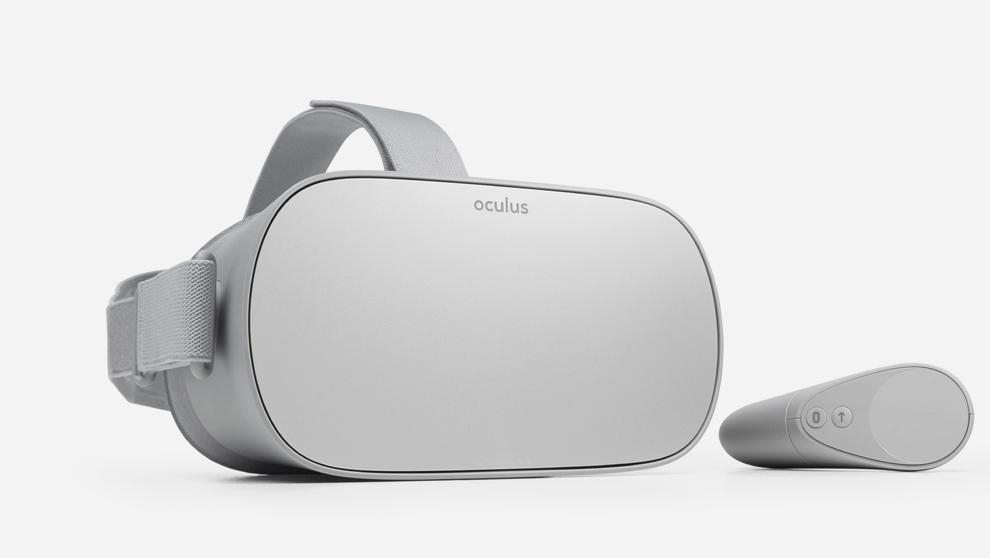 Oculus Go las primeras gafas de realidad virtual con las que se puede...