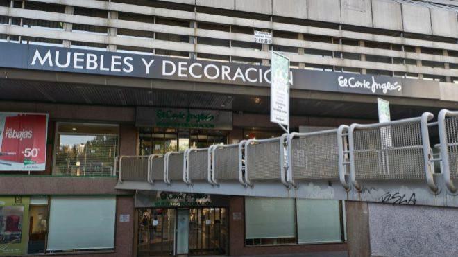 7469f88b08b El Corte Inglés vende dos centros a Corpfin por 100 millones