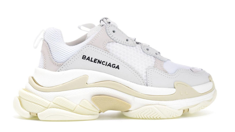 Las Triple S de Balenciaga arrasan en Instagram: las influencers no se...