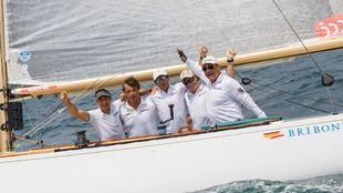 Alberto Viejo, Roi Álvarez, Iñaki Castañer, Ross McDonald y Pedro...