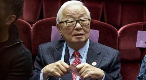 Morris Chang, fundador de Taiwán Semiconductor Manufacturing Co.