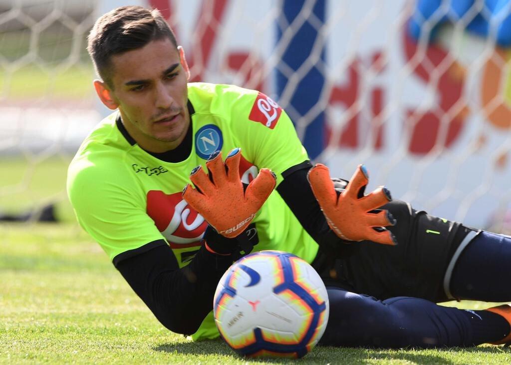 10. Alex Meret (Italia). Precio: 22 millones en 2018. Del Udinese...