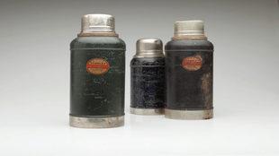 Imagen de uno de los primeros termos fabricados por la empresa...