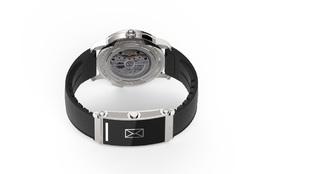 TWIN Smart Strap, Montblanc, la correa que permite un reloj de...