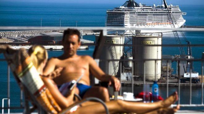 El turismo de cruceros continúa al alza con 4,4 millones de pasajeros en el primer semestre
