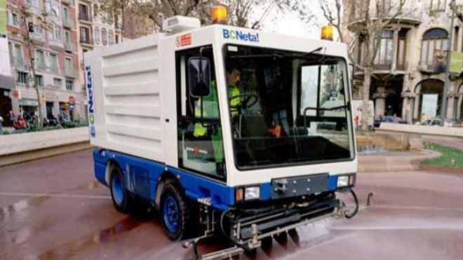 Las empresas de servicios urbanos facturarán 2018 un 2% más en 2018 facturarán 088ae5