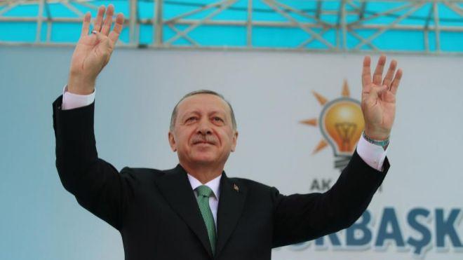 Erdogan dice que Turquía