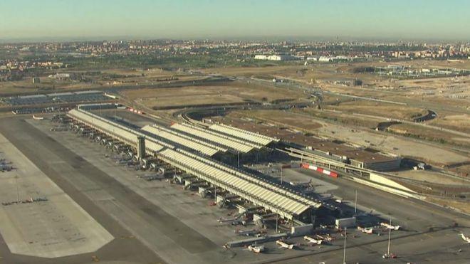 Aena alcanza los 149,5 millones de pasajeros hasta julio, un 6,1% más