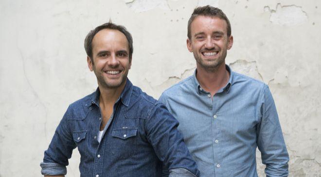 Granier e Leguillon, fundadores de Superprof.