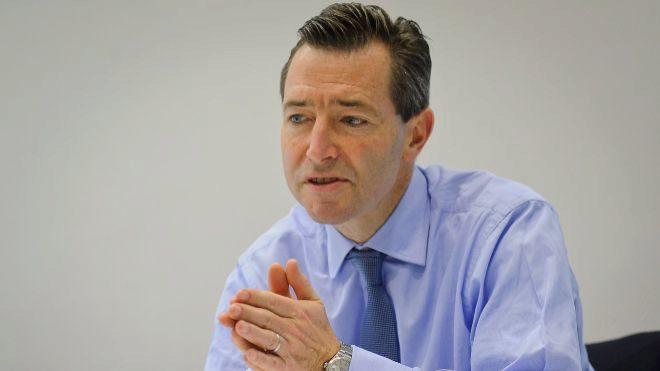 John Ridding consejero delegado del Financial Times JMCadenasEXPANSIÓN