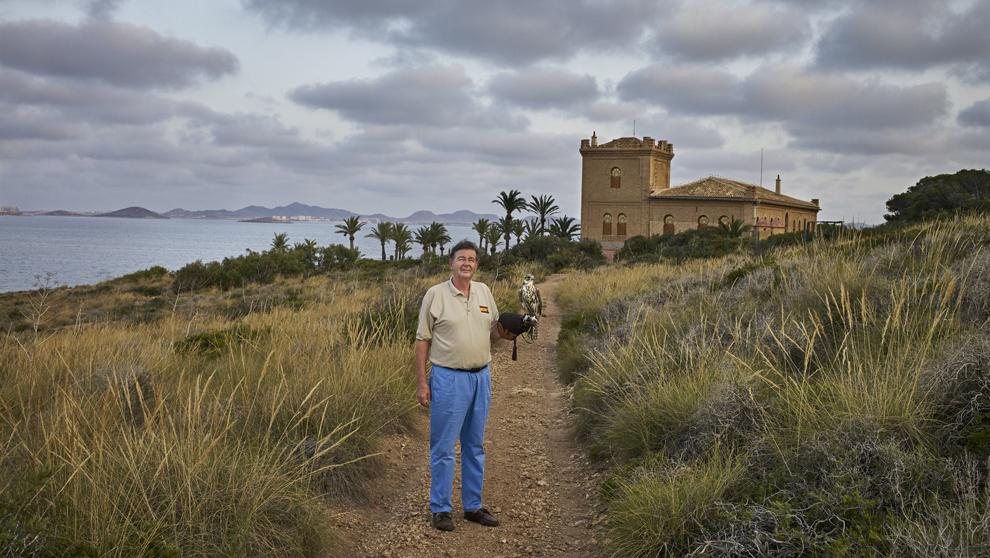 Gonzalo Quijano, 65 años, quinta generación de la familia...