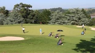 El III Torneo de Golf Ansorena se celebró, como en las pasadas...