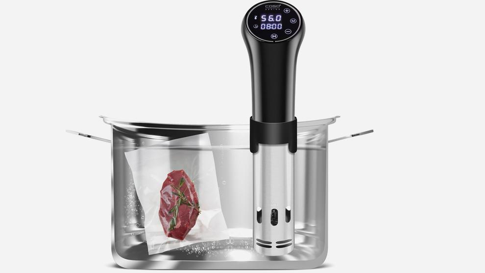 El roner de Caso que permite cocinar a bajas temperaturas y conservar...