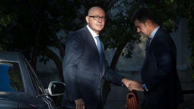 Dimas dimite como consejero de El Corte Inglés tras un acuerdo millonario