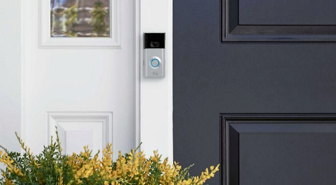 Dispositivo Ring Video Doorbell 2.