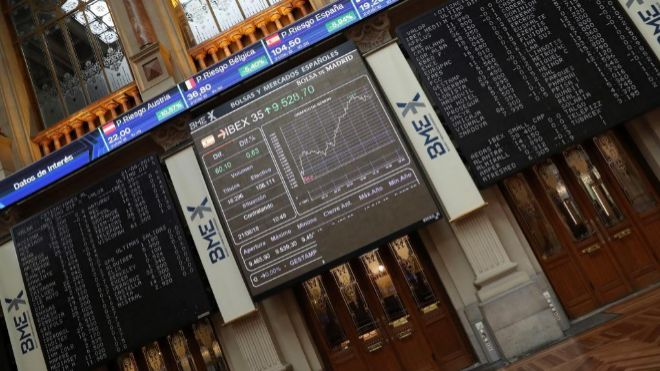 Al PuntosExpansion Ibex Arrastra 9 35 Los Inditex 600 Por Debajo De ZkiPXu