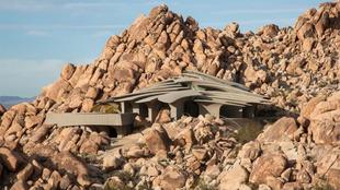 Casa del Desierto, Valle de Coachella (Estados Unidos), firmada por el...
