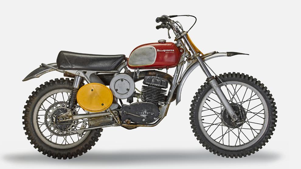 """Fue la moto que Steve McQueen utilizó en la película """"On Any..."""