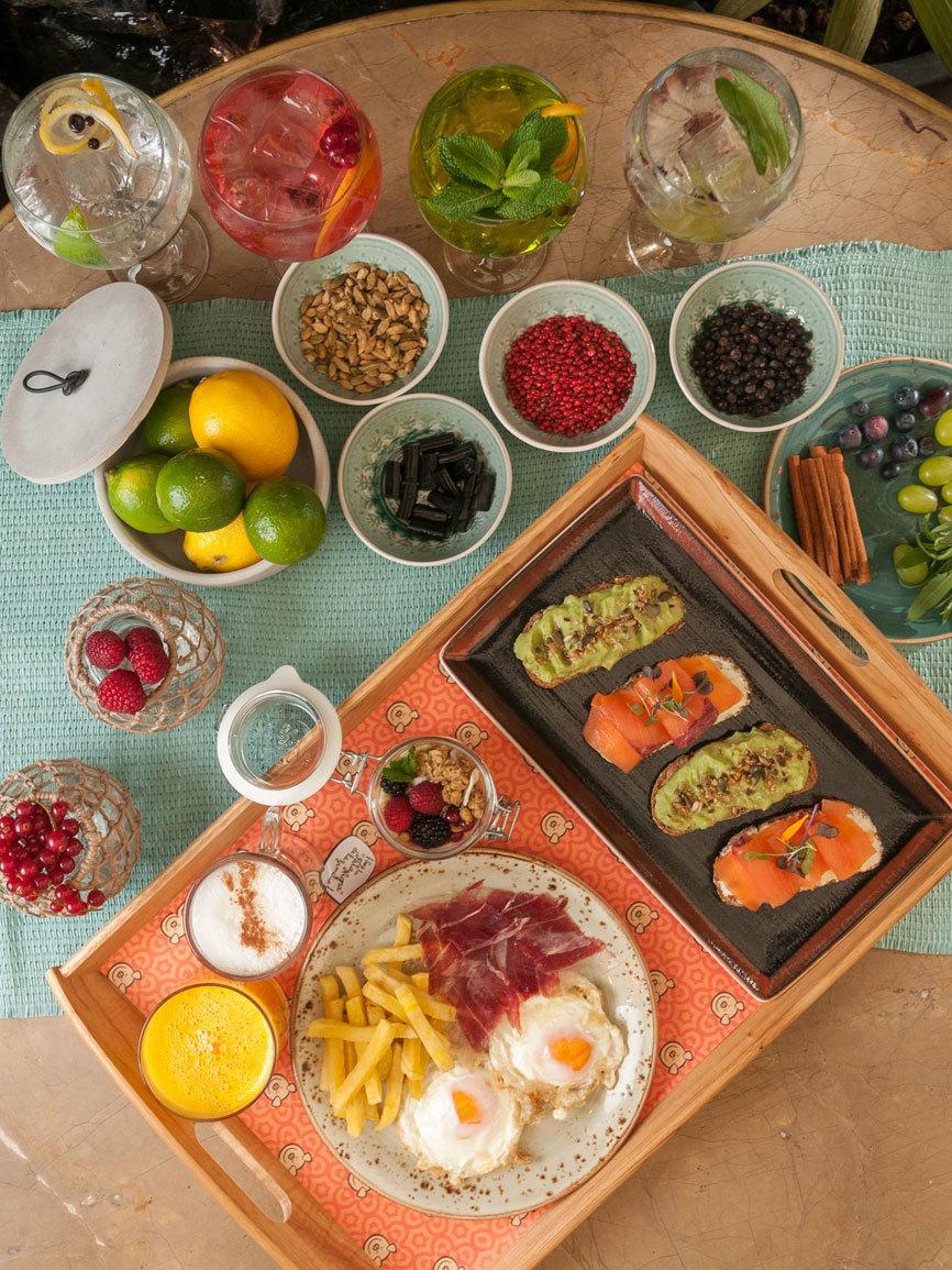 7 ginbrunch en la cocina de san ant n precio 39 euros - Cocina de san anton ...