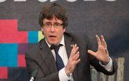 El expresidente de la Generalitat y líder de Junts per Catalunya...