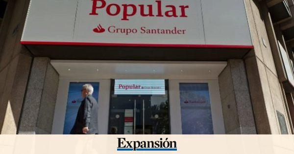 Santander empieza a suprimir oficinas de popular expansion for Oficinas de santander