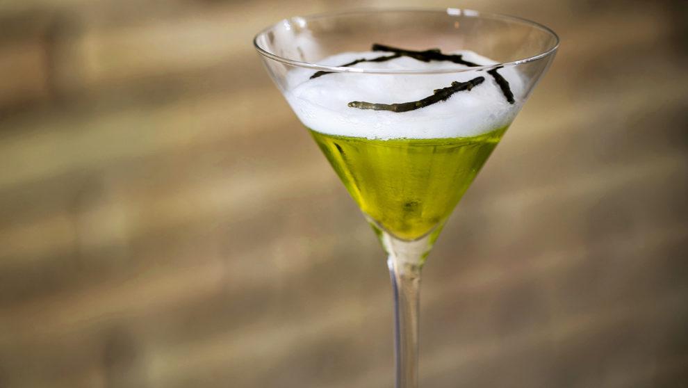 Agua de Berberecho, cóctel sin alcohol. Una propuesta de gastro bar...