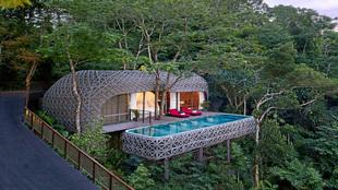 Un hotel singular entre las playas del <strong>Mar de Andamán...