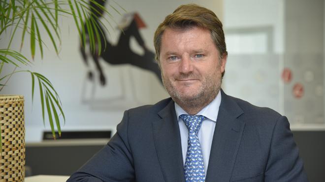 Alberto Ruano, director general de Lenovo Spain.