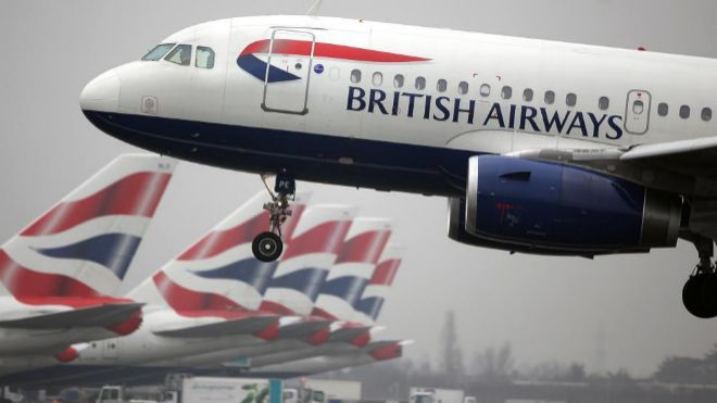 British Airways denuncia robo de datos financieros y personales de sus clientes