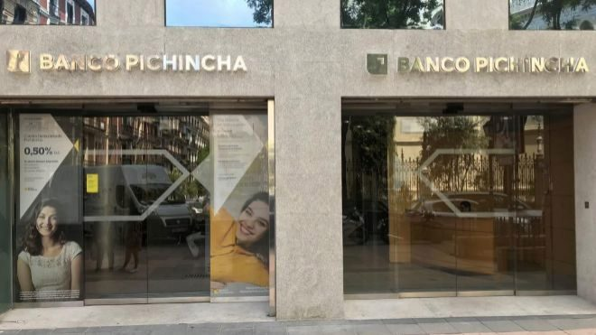 Pibank el banco directo de pichincha abre oficina en for Oficinas banco pichincha