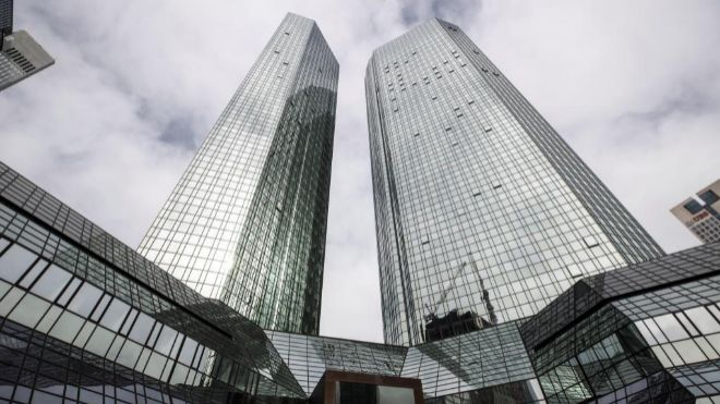 El grupo chino hna planea salir del capital de deutsche for Deutsche bank oficinas