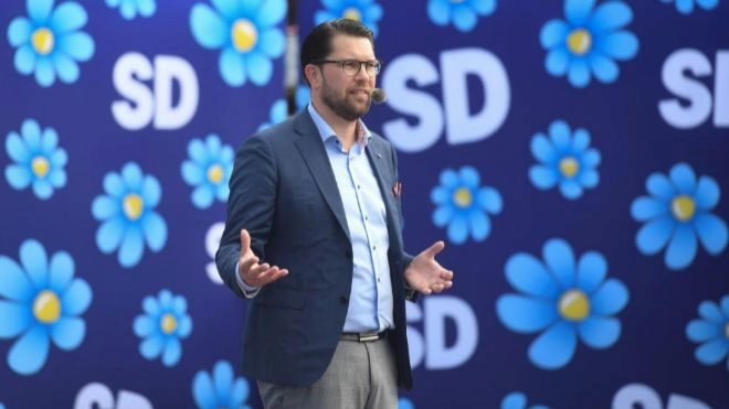 La ultraderecha se convierte en tercera fuerza y árbitro político — Suecia