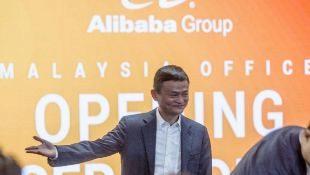 El fundador de Alibaba, Jack Ma