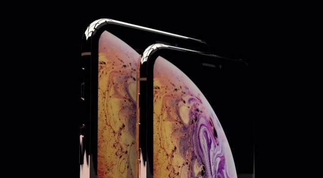 Recreación de las imágenes filtradas del nuevo iPhone X.