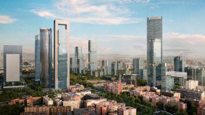 Carmena aprobará el día 20 el proyecto Madrid Nuevo Norte