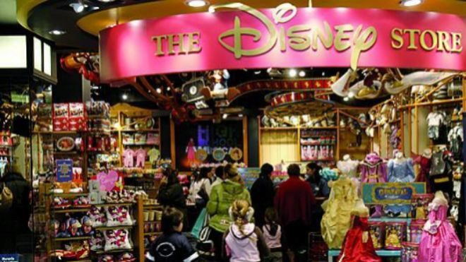 f7b59a0eb0773 Disney renueva su tienda online en España