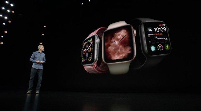Nuevo Apple Watch, pensado para deportistas: con electrocardiograma y pantalla más grande