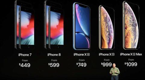 Evento de presentación del iPhone.