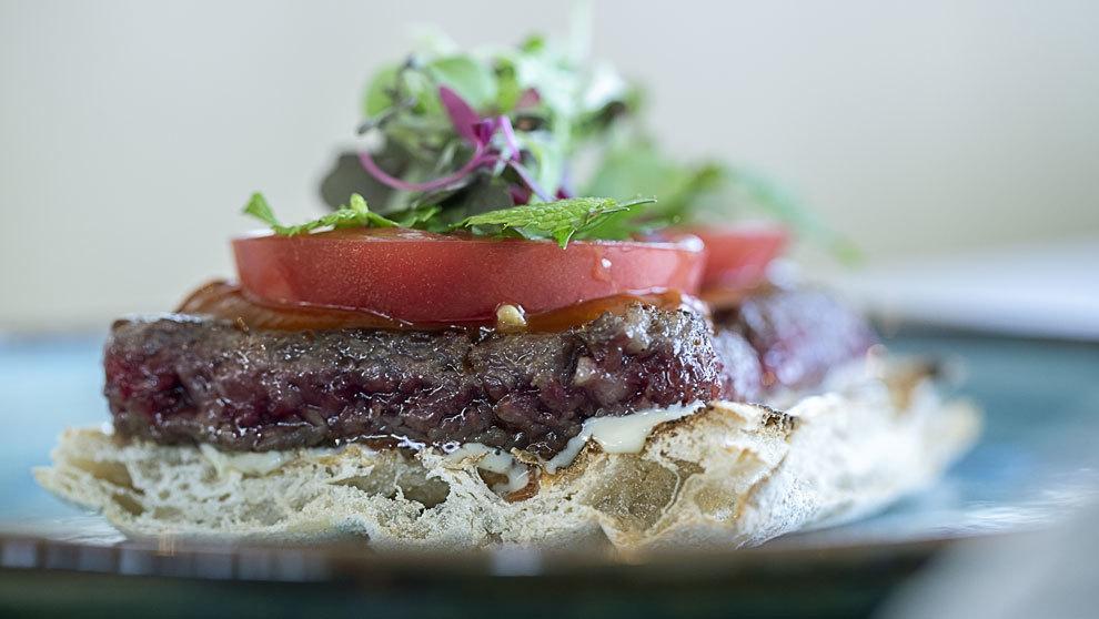 El menú de Berasategui por 59 euros incluye entrantes saludables,...